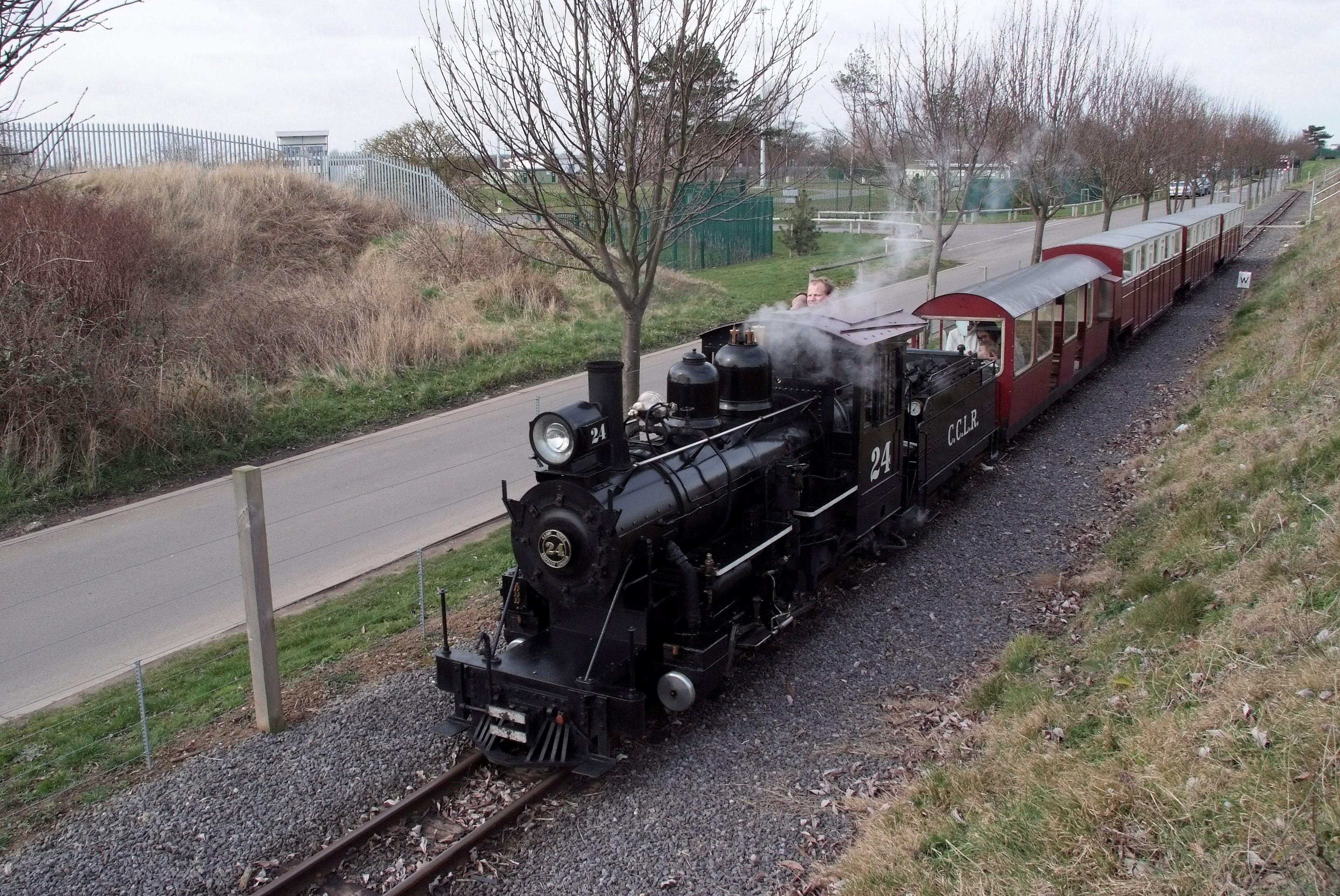 Cleethorpes Coast Light Railway