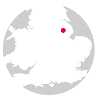 Overview map showing location of the Poacher Line