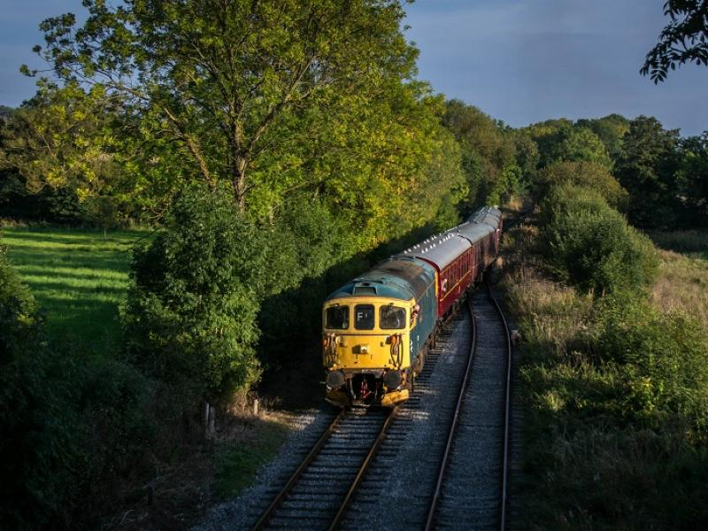 Ecclesbourne Railway