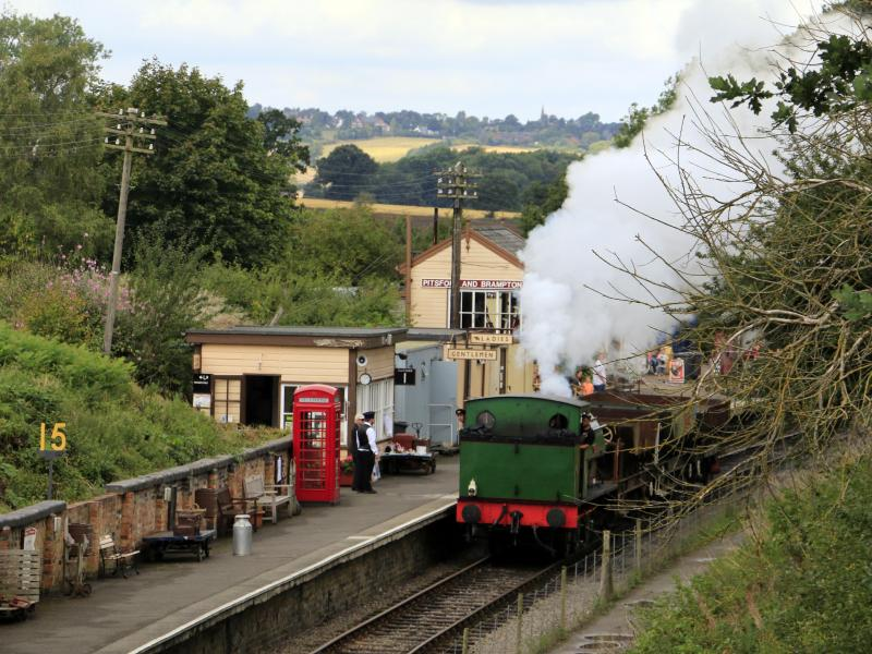Northampton and Lamport Railway. Photo (c) John Bannister (2016)