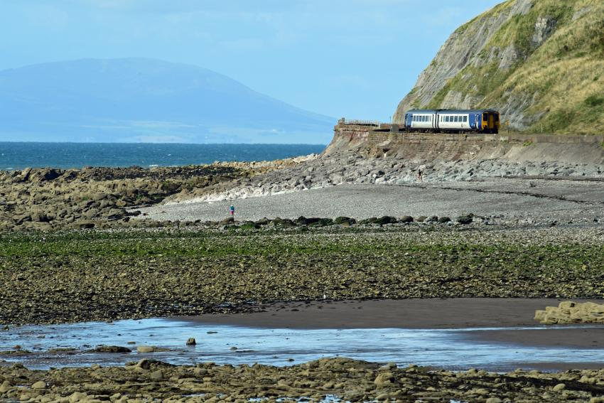 Days out by rail along the Cumbrian Coast Line