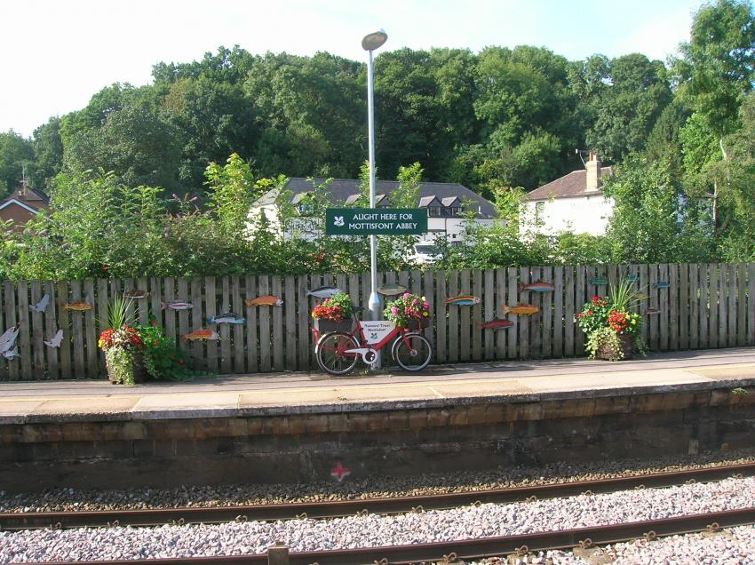Days out by rail in Hampshire