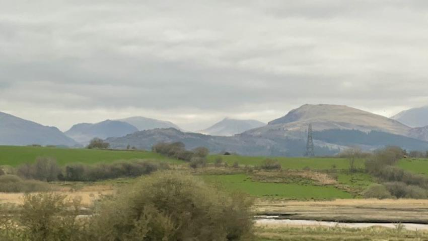 Interview with Andy B Travels for Days Out By Rail - photo of the Lake District