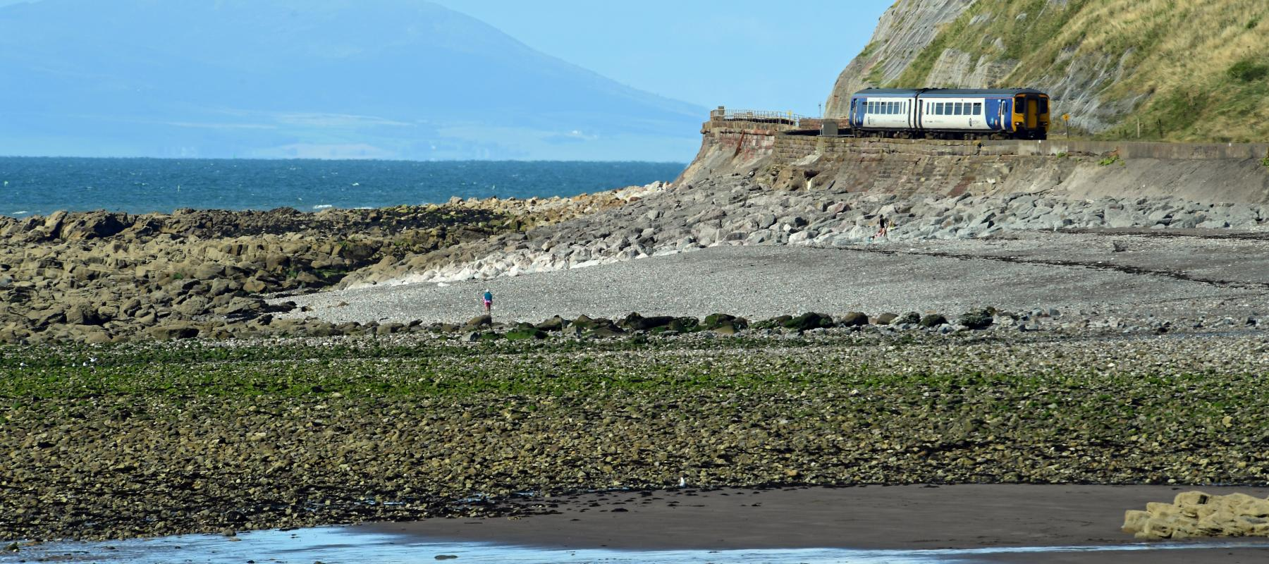Days ou by rail along the Cumbrian Coast Line