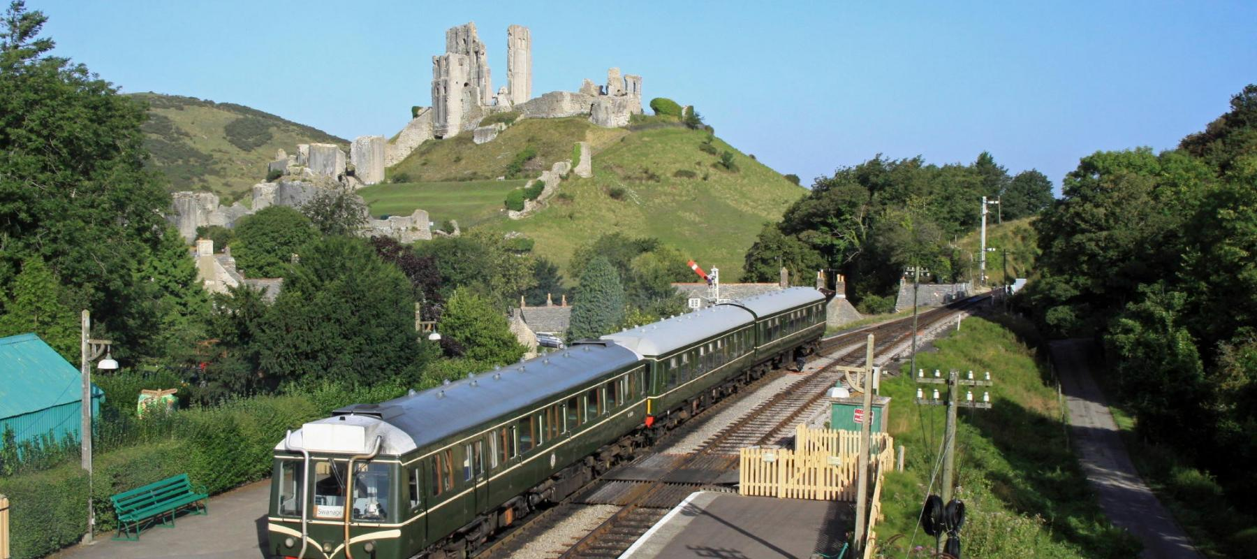 Days out by rail in Swanage, Purbeck