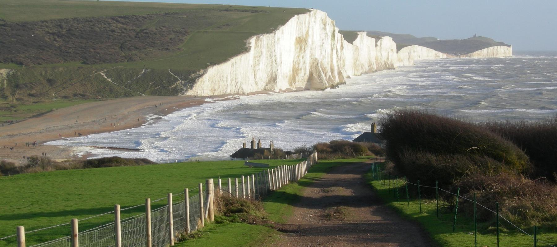 Days out by scenic rail in Sussex