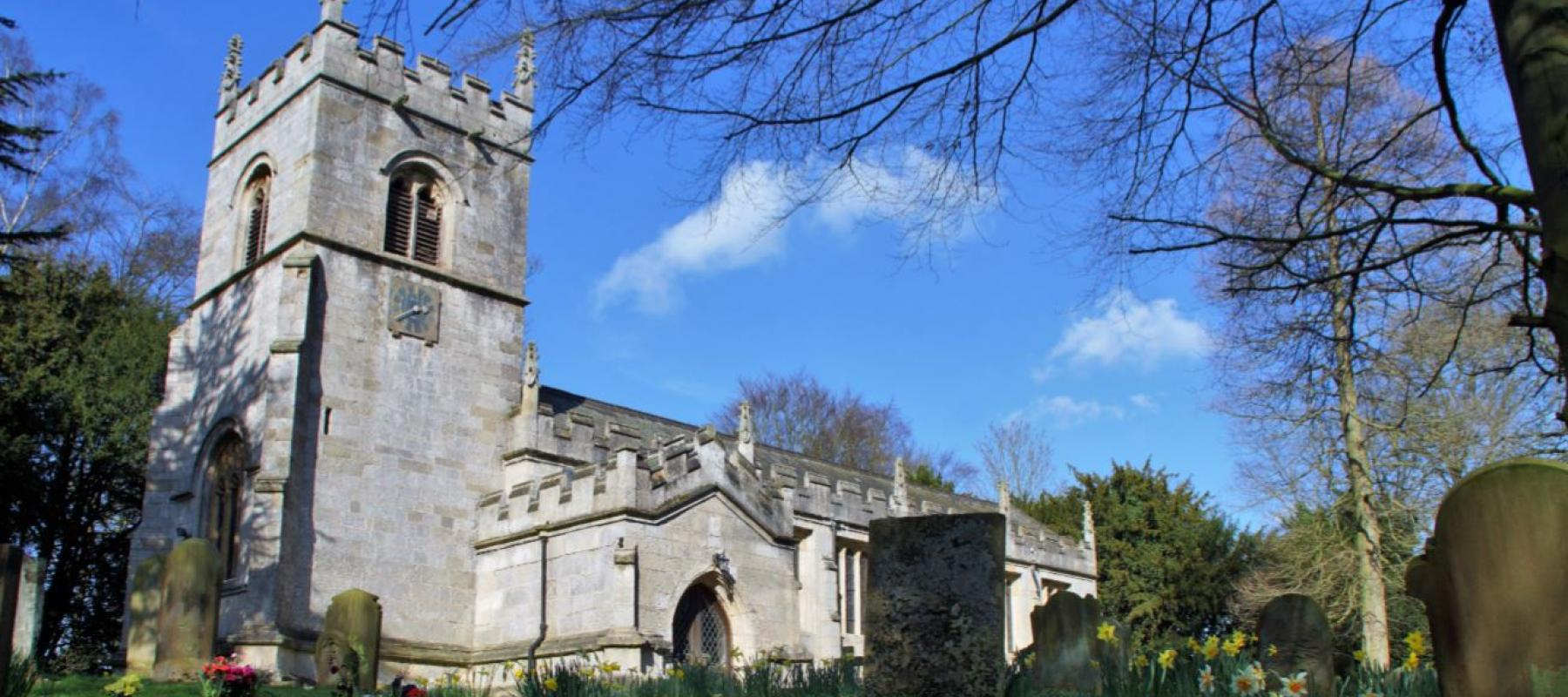 All Saints Church, Babworth