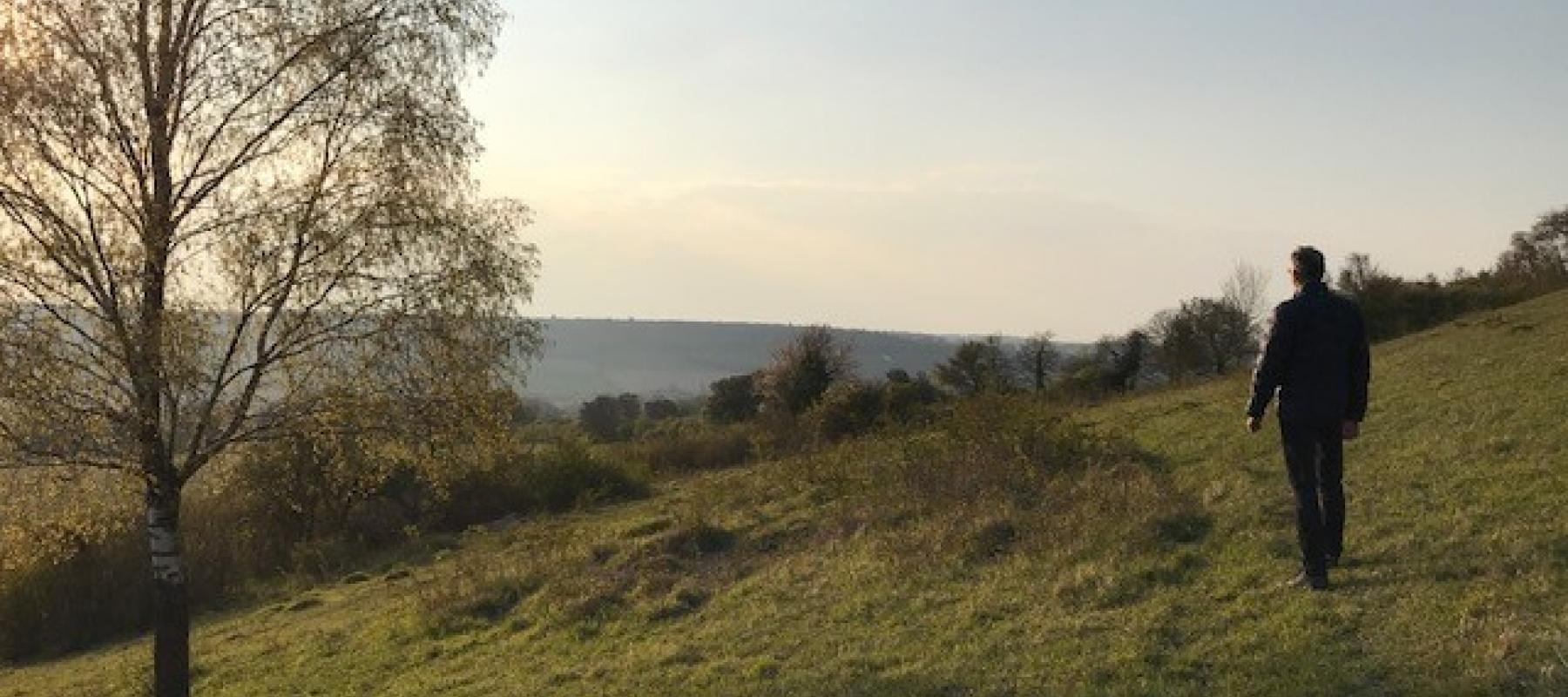 Darent Valley countryside