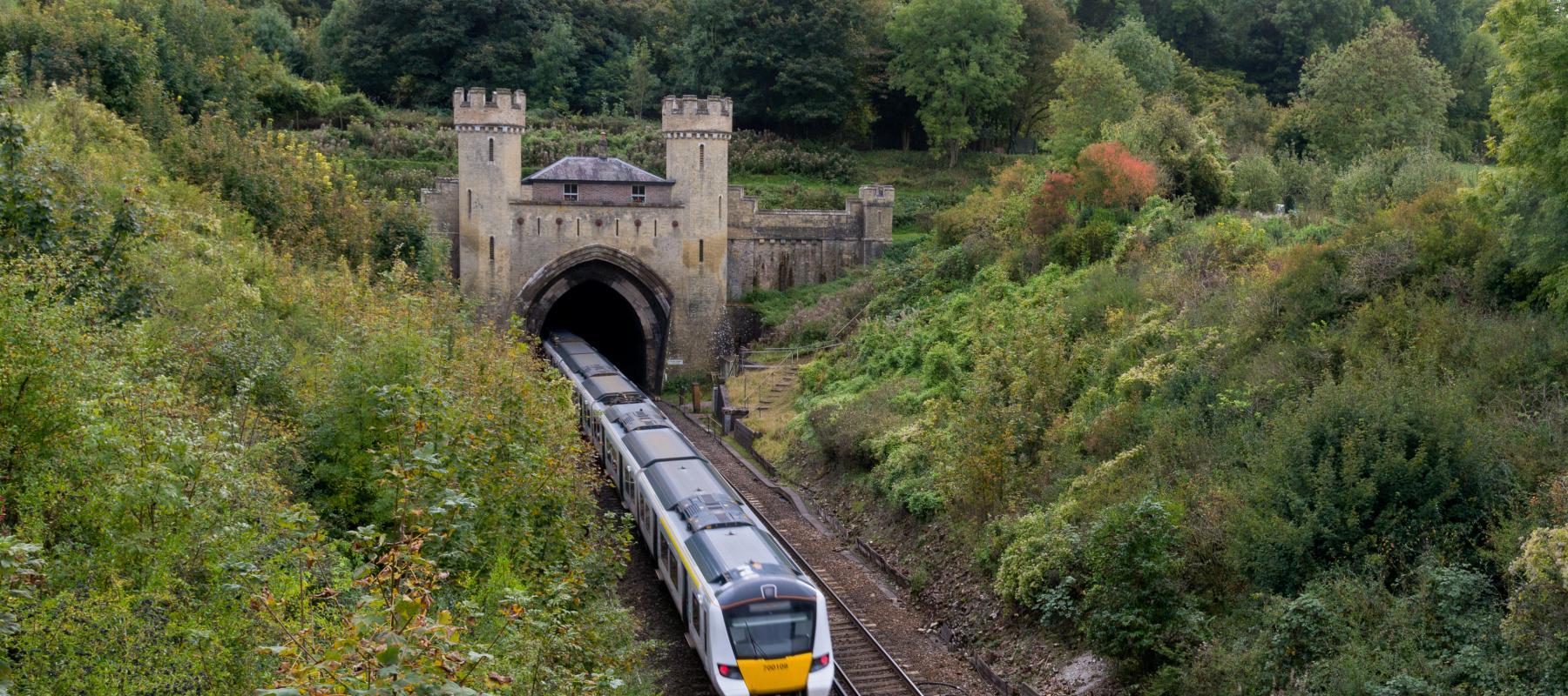 Clayton Tunnel, Sussex