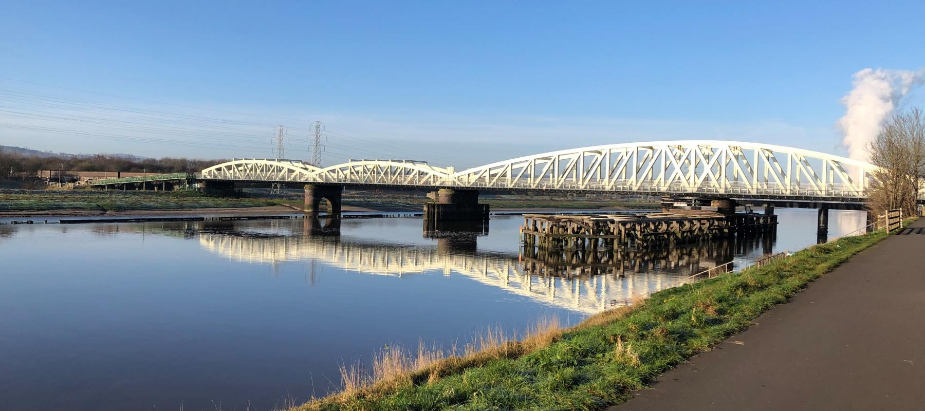 Borderlands Hawarden Bridge