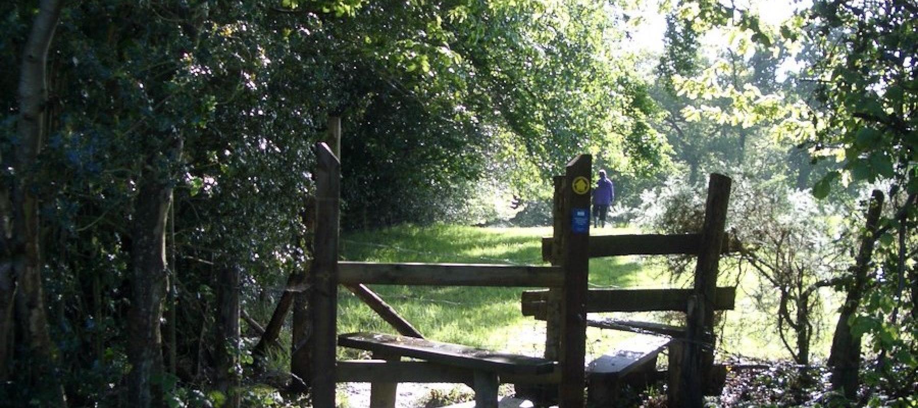 Countryside walks near Uckfield