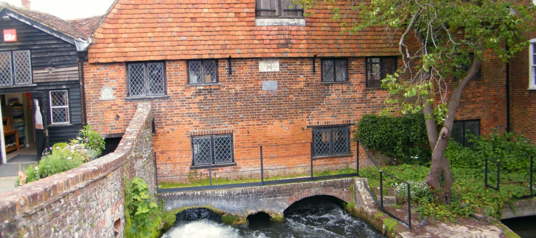 City Mill, Winchester