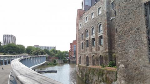 A walk around Bristol