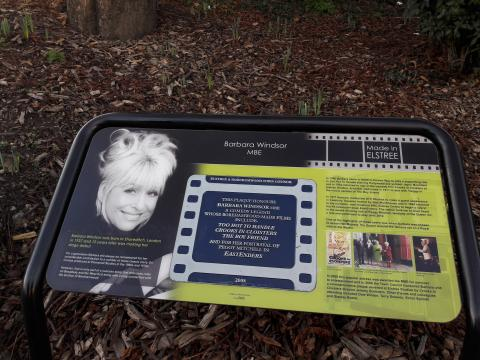 Elstree & Borehamwood Film & TV Trail