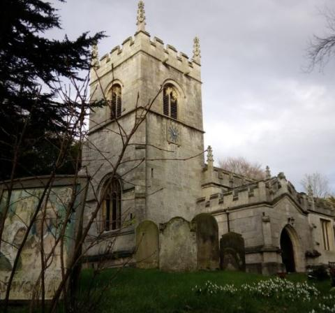 All Saint's Church, Babworth