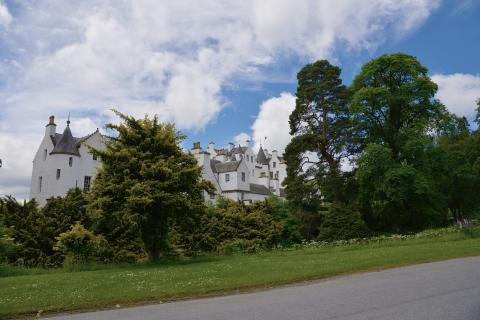 Discover Blair Castle, perfect for a day out by train.