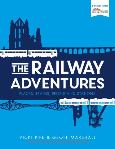 The Railway Adventures book cover