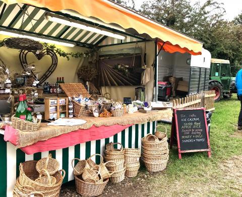 Castle Farm Hop Shop. Photo: Sarah Newman