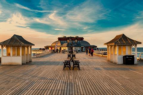 Photo of Cromer Pier