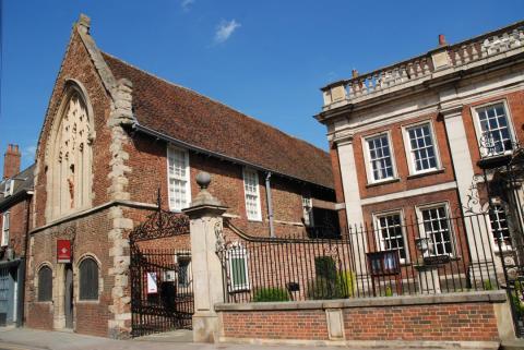 Explore the Mayflower Pilgrims story at Boston Guildhal, Lancashire