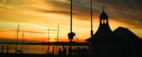 Harwich sunset