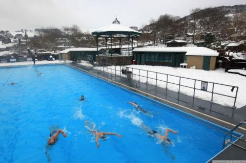 Hathersage Pool