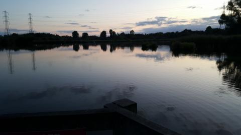 A beautiful view of Lee Valley