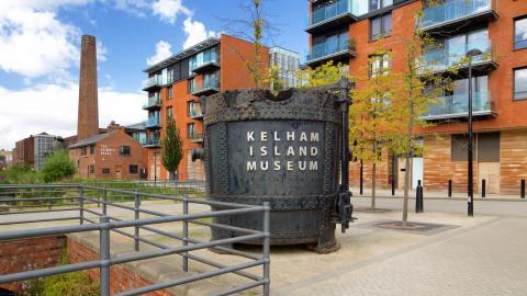 Kelham Island Museum, Sheffield
