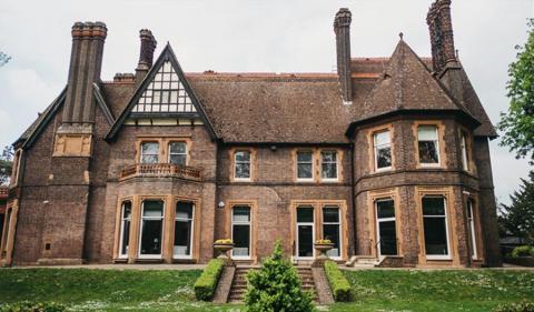 Wardown House, Luton. Photo: Culture Trust