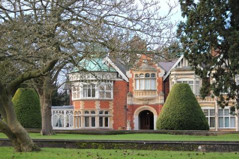 Bletchley Park. Photo: Julie Clarke from Pixabay
