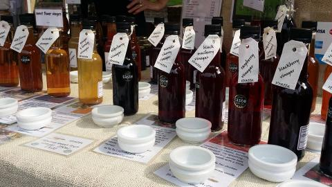 Hassocks Village Market produce