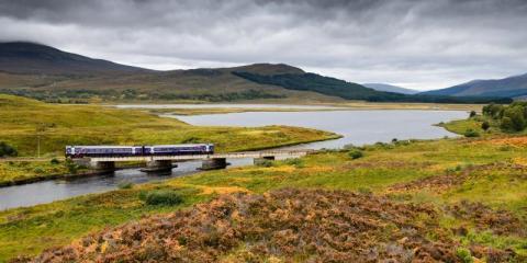Inverness to Kyle of Lochalsh Line