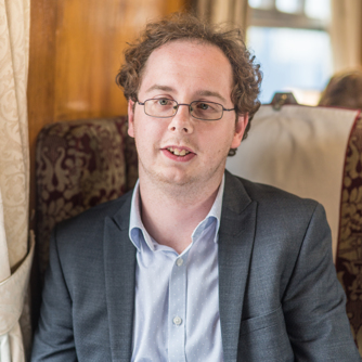 Interview with Daniel Puddicombe for days out by scenic rail