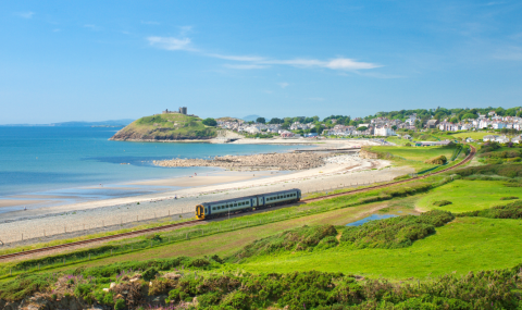 Cambrian Coast. Photo: Arriva Trains Wales