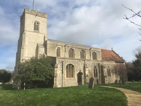 Foxton Church