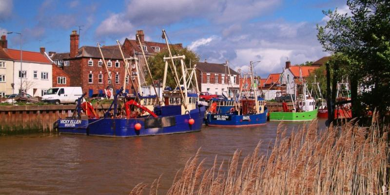 Explore Boston Port, Lincolnshire