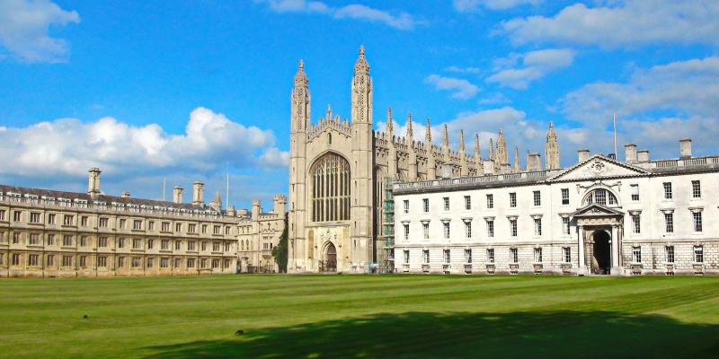 Kings College Cambridge. Photo: alexxxis from Pixabay