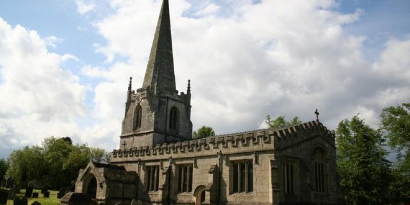 St. Wilfrid's Church, Scrooby