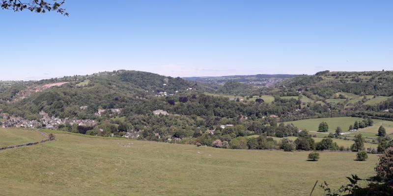 Derwent Valley countryside