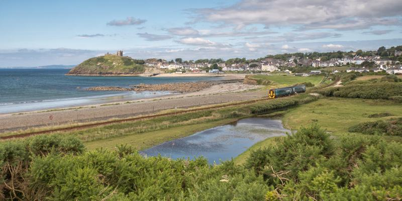 Cambrian Coast. Photo: Cambrian Railway Partnership