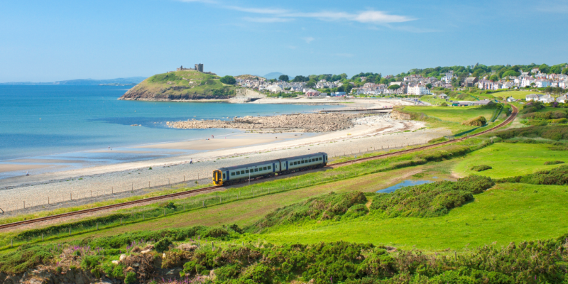 Cambrian Coast. Photo: Arriva Trains Wales