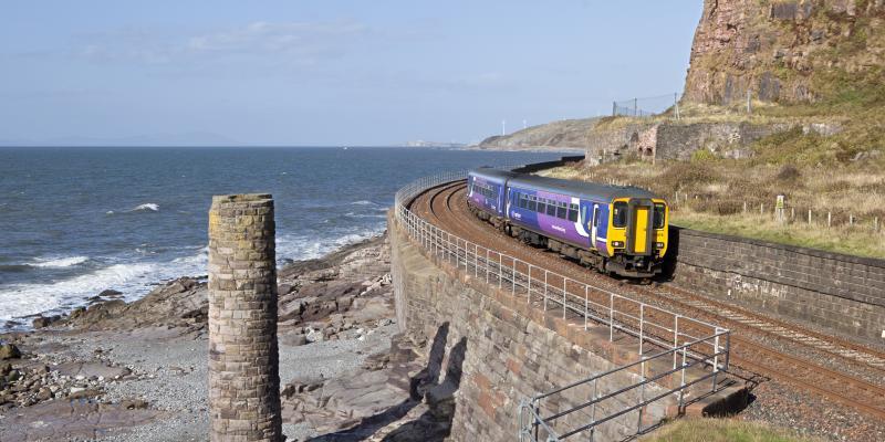 Cumbrian Coast Line