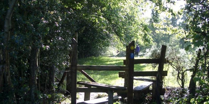 Countryside walks near Uckfield