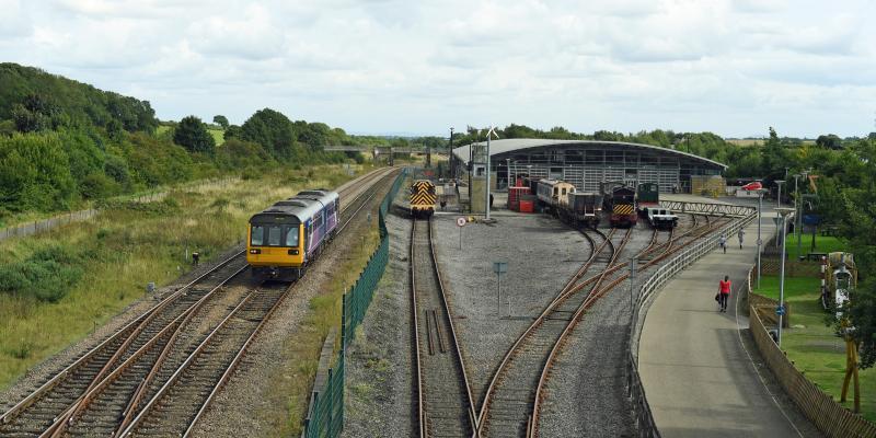 Bishop Line train