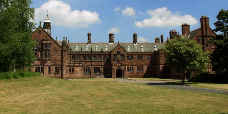 Gladstones Library in Hawarden