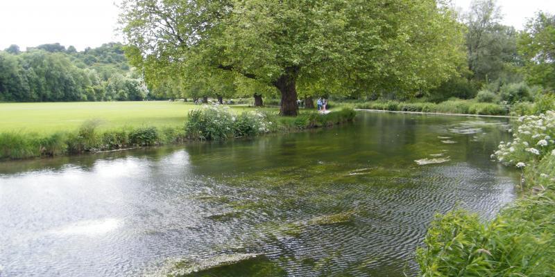 Itchen Navigation, Winchester