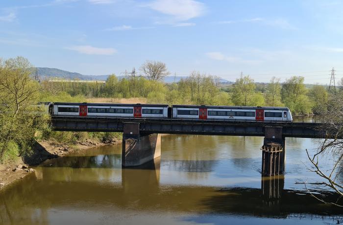 Days out by rail near Cheltenham
