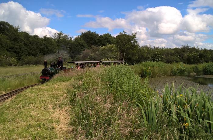 Thorpe Light Railway