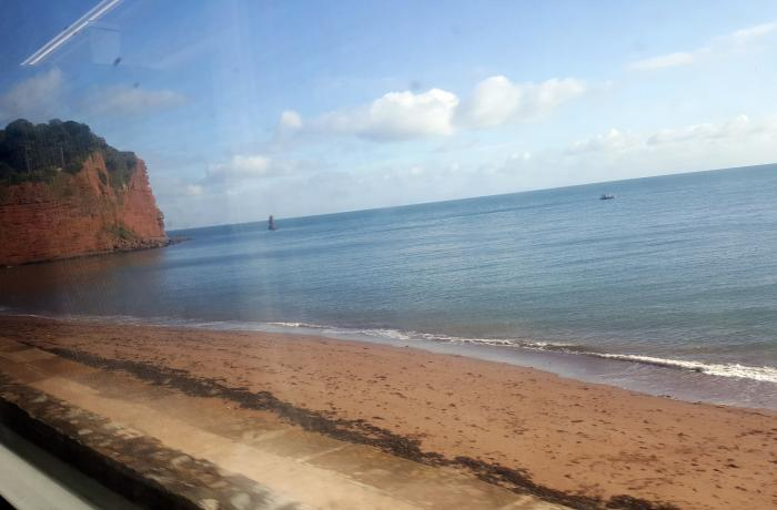 Travelling to Cornwall by rail